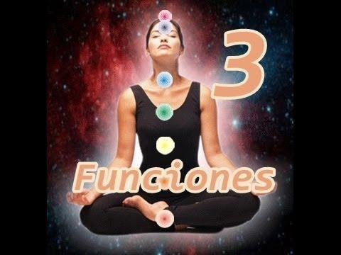 Las Funciones de los 7 Chakras