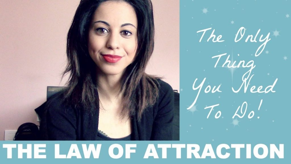 THE LAW OF ATTRACTION // ~ Best Kept Secret ~