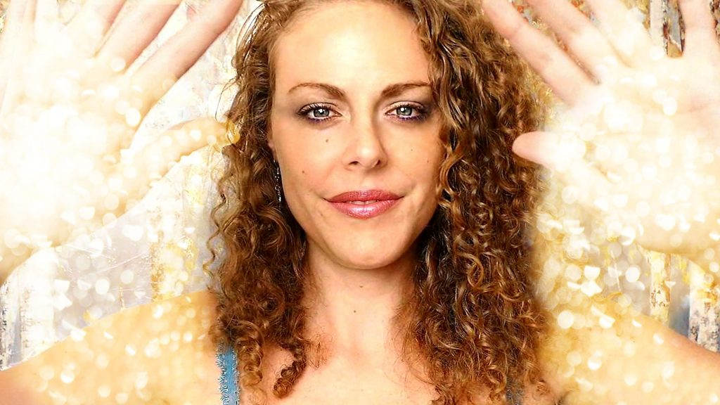 ASMR Reiki Hand Movements Cleaning Energy Healing Roleplay Binaural Ear to Ear Whisper