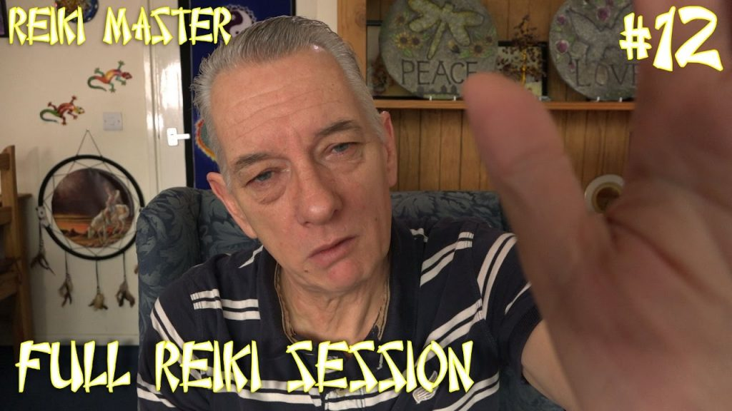 Reiki ASMR Energy Healing Session – Reiki Master #12 for Physical Mental Emotional & Spiritual Needs