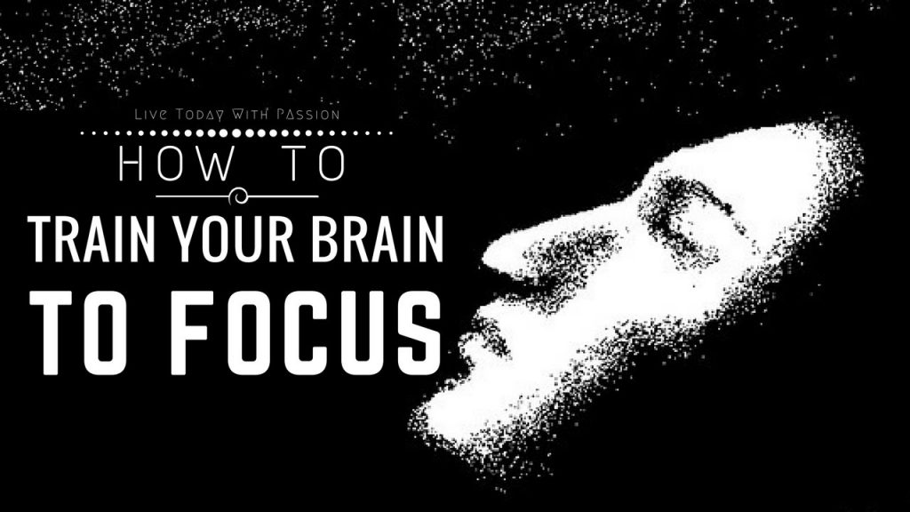 How to Train Your Brain to Focus (Law of Attraction)
