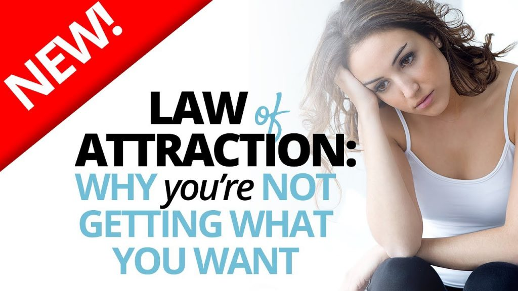 """WHY LAW OF ATTRACTION ISN'T """"WORKING:"""" RESISTANCE, BLOCKAGE & BARRIERS"""