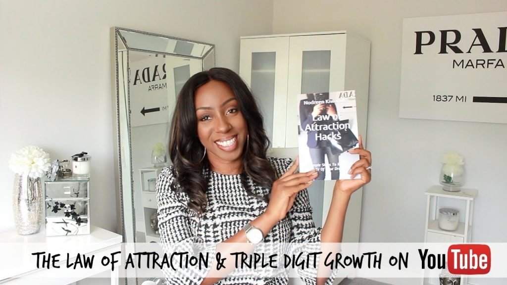 The Law of Attraction | How I Went From 10,000 to 20,000 Subscribers in TWO MONTHS!