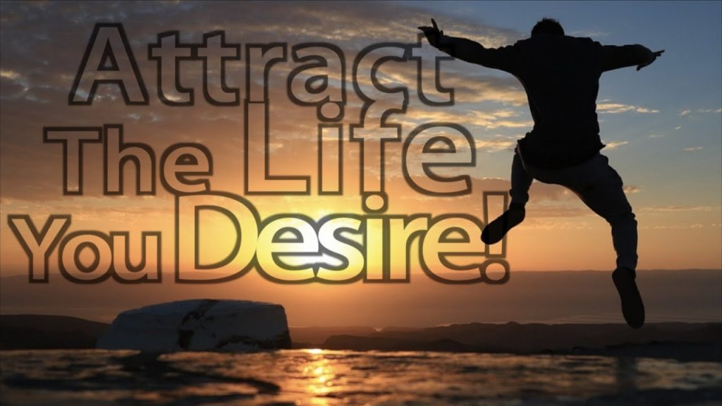 Deepak Chopra MD | Attract The Life You Desire! | The Law of Attraction!