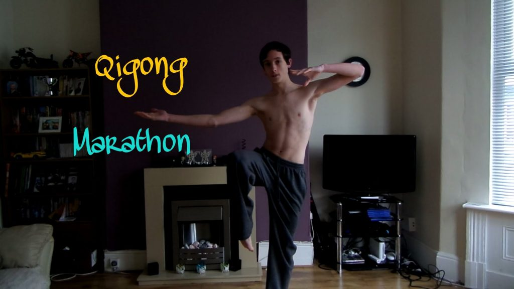 Qigong lesson 1 ~ Align and activate the chakras