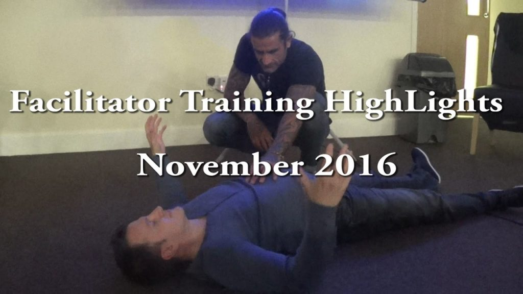 Facilitator Training High Lights (JERRY SARGEANT)  Energy Healing Training. Star Magic Healing 101