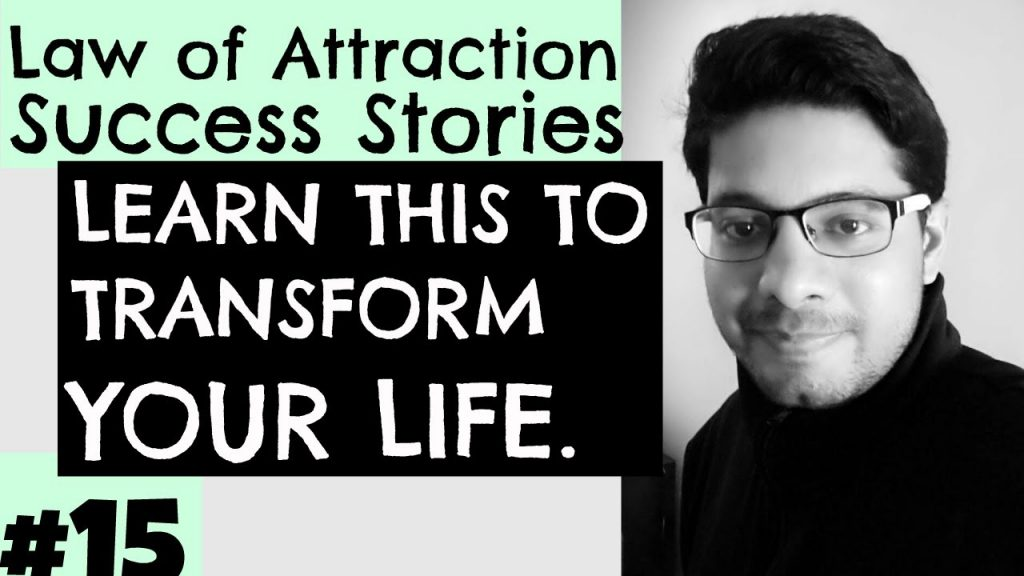 Law of Attraction Success Series #15 – Attract Friends, Success, Well Being, Manifest Abundance