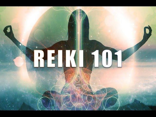 Reiki 101: Energy Healing