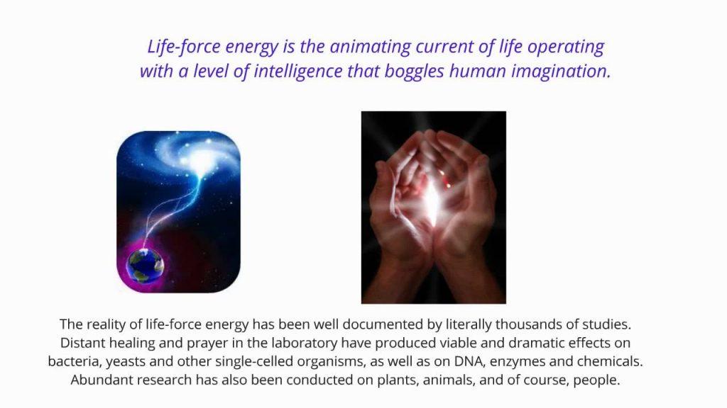 Quantum-Touch Energy Healing Principles