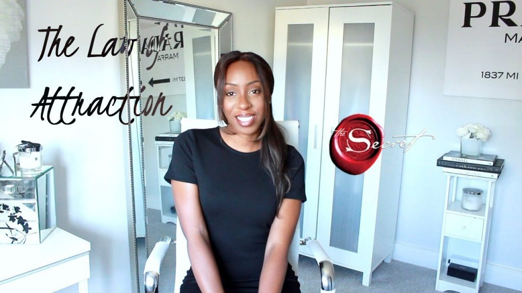 The Law of Attraction | How to Attract Anything You Desire & How I Get In The Mood To Manifest!