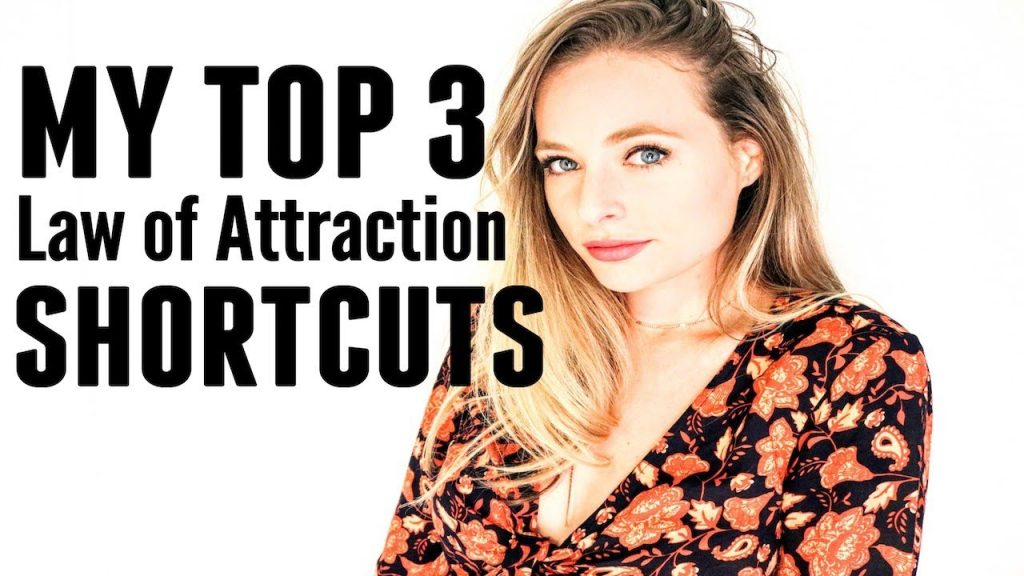 MY TOP 3 LAW OF ATTRACTION SHORTCUTS | Simply Ney