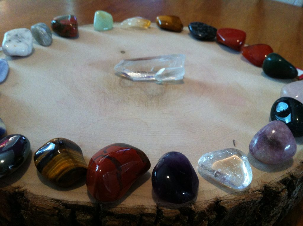 Exploring the Seven Chakras: Purpose, Energy, Stones, & Oracle Cards