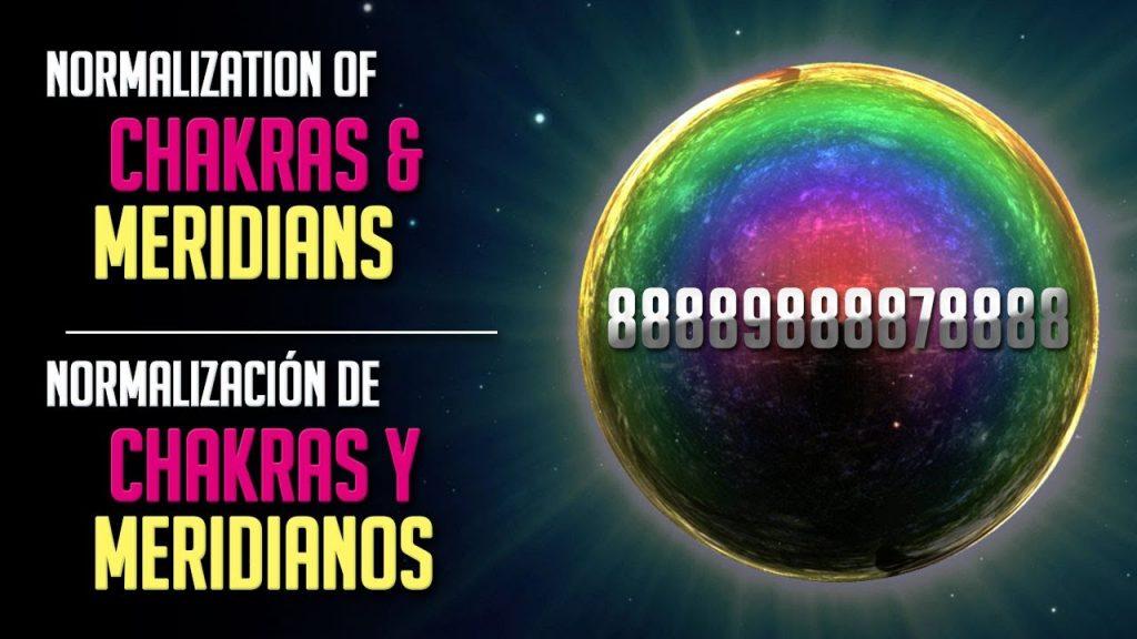 Normalization of Chakras and Meridians – Normalización de Chakras y Meridianos – Grabovoi