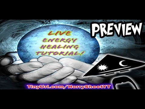Learn to Heal with your Hands – Live Energy Healing Tutorial Pre-Show