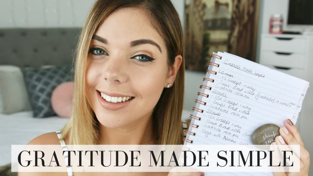 GRATITUDE MADE SIMPLE | LAW OF ATTRACTION | Emma Mumford