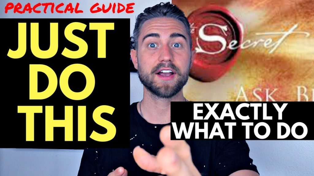 Practical Guide to the Law of Attraction (EXACTLY What to Do)