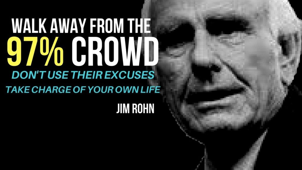 Jim Rohn: How to Master Anything (Law of Attraction)