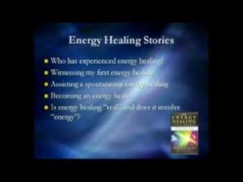 Paranormal Energy Healing Complementary Medicine