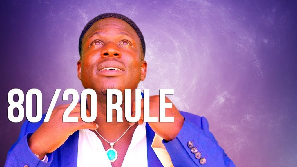 The 80/20 Rule – Law of Attraction (POWERFUL STUFF!)