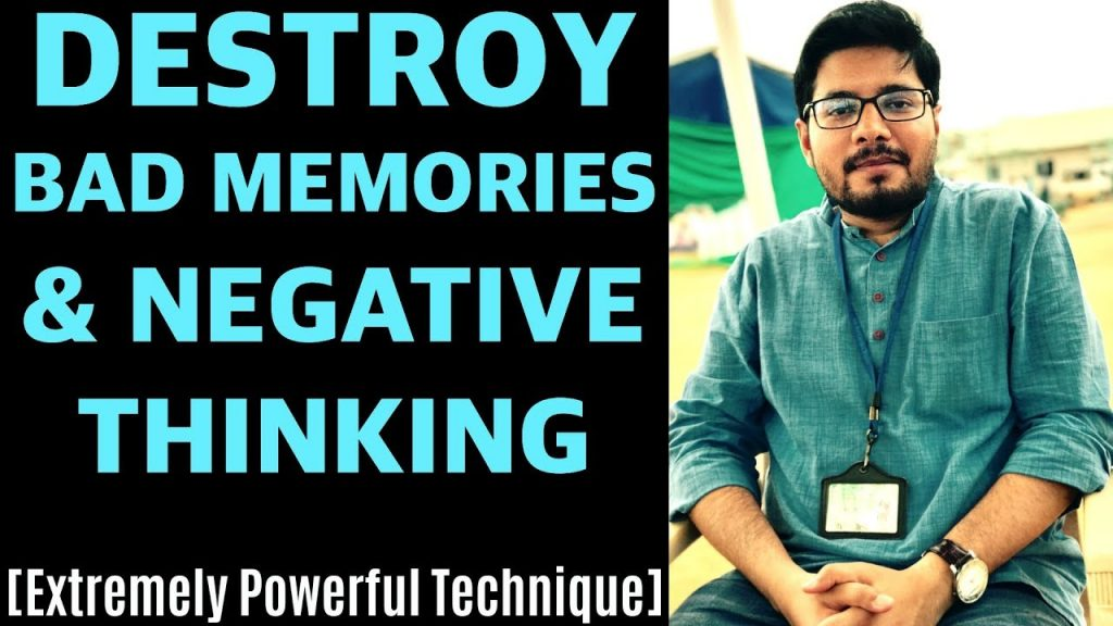 [Exclusive] Distortion Technique – Law of Attraction – Remove Negative Thoughts & Bad Memories