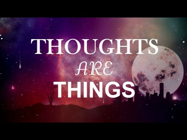 Thoughts are Things ● (The Law of Attraction) → Prentice Mulford ☞ Audiobook