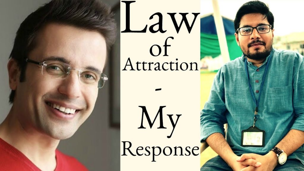 My Response to Law of Attraction Talk by Sandeep Maheshwari – Is Law of Attraction Real or Fake?