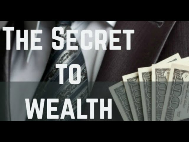 The Reason Why the Rich gets RICHER using the Law of Attraction