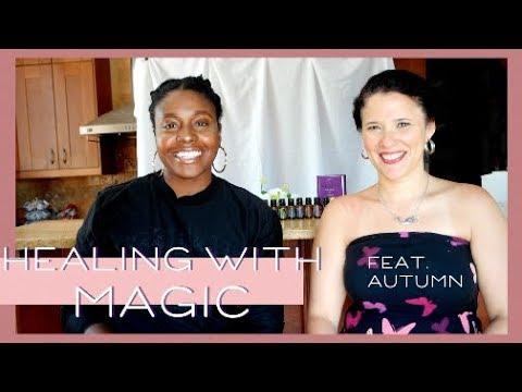 Healing With Magic (Feat. Autumn): Depression, Sexual Chakras & Tarot