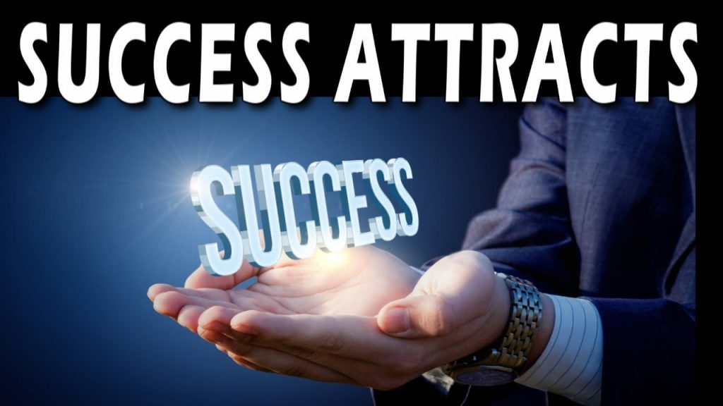 ACTIVATE the VIBRATION of SUCCESS to ATTRACT What You WANT! (Law of Attraction Motivational Video)