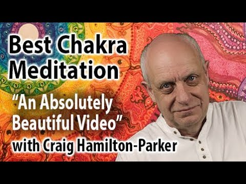 Chakra Meditation | A Stunningly Beautiful Guided Meditation.