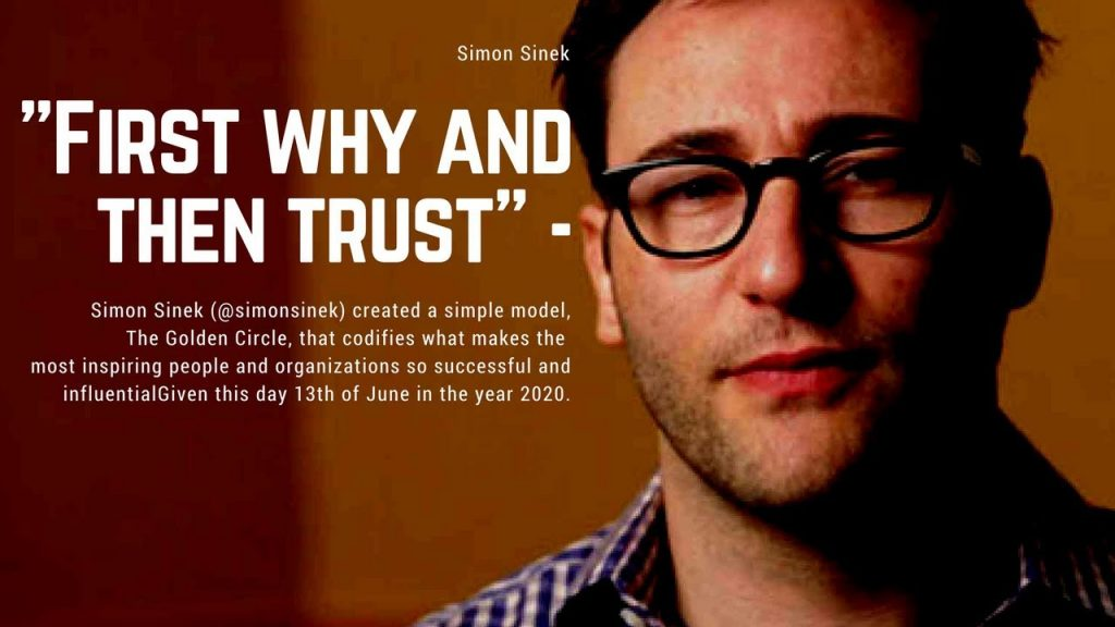 Simon Sinek: First Why and Then Trust | Law of Attraction