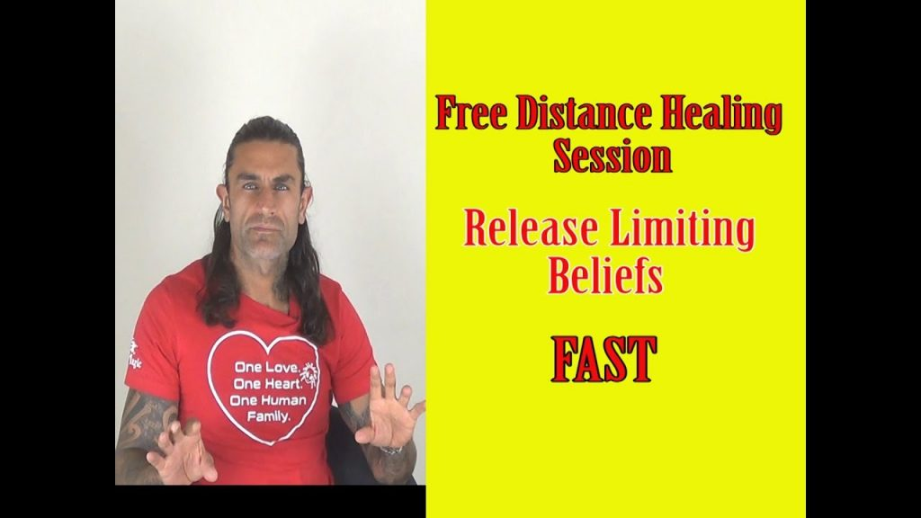 Free Distance Healing (REMOVE LIMITING BELIEFS) Energy Healing Demo (DISCOVER YOUR PURPOSE)
