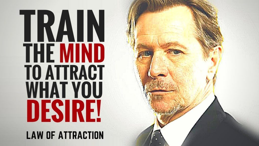 Law of Attraction: How To Train The Mind To Attract What You Desire!