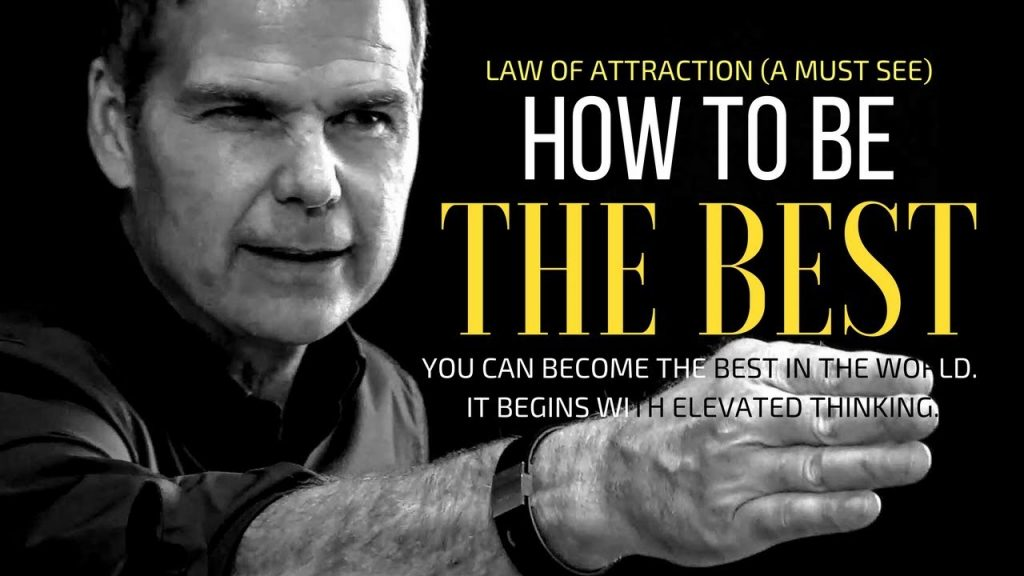 Law of Attraction – How To Be THE BEST (Psychology)