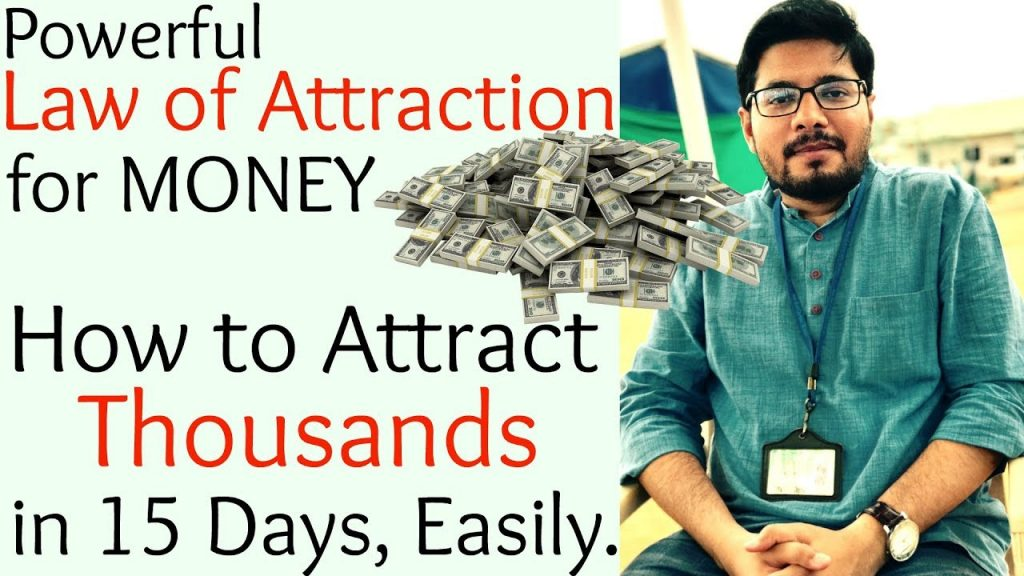 MANIFESTATION #42: How to Attract Abundance with Law of Attraction | Attract Money | Manifest Cash