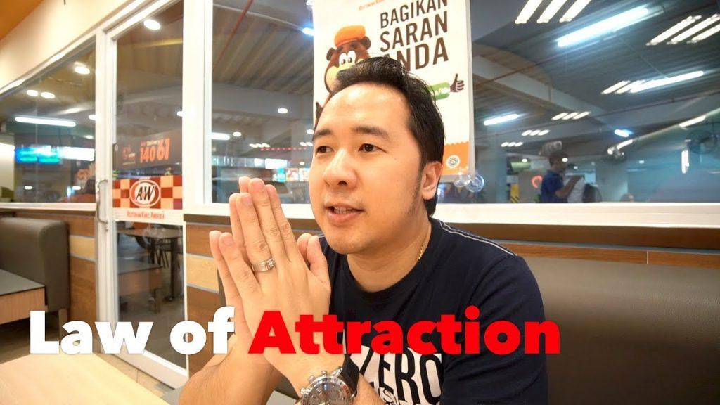 Law of Attraction – Cara Menjadi Kaya & Sukses | DennySantosoTV EP36