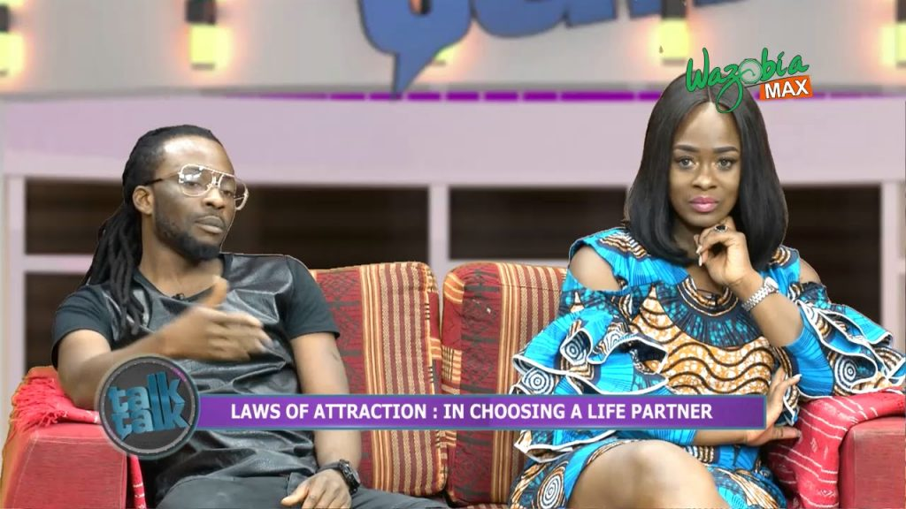 Uriel and Delbi on Law Of Attraction In Choosing A Life Partner