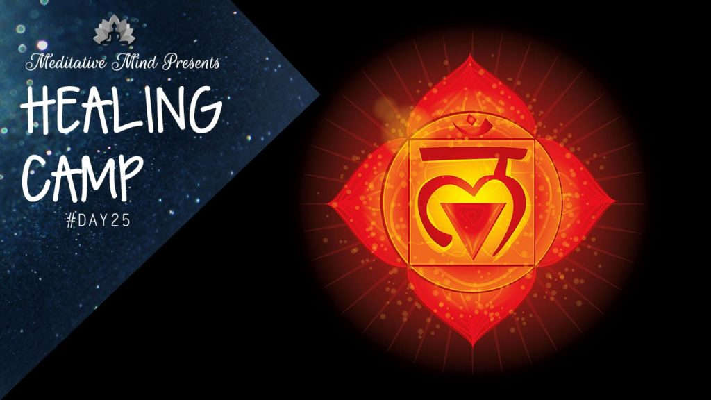 256Hz – Root Chakra Healing Frequency | Tibetan Singing Bowls Therapy | Healing Camp | Day #25