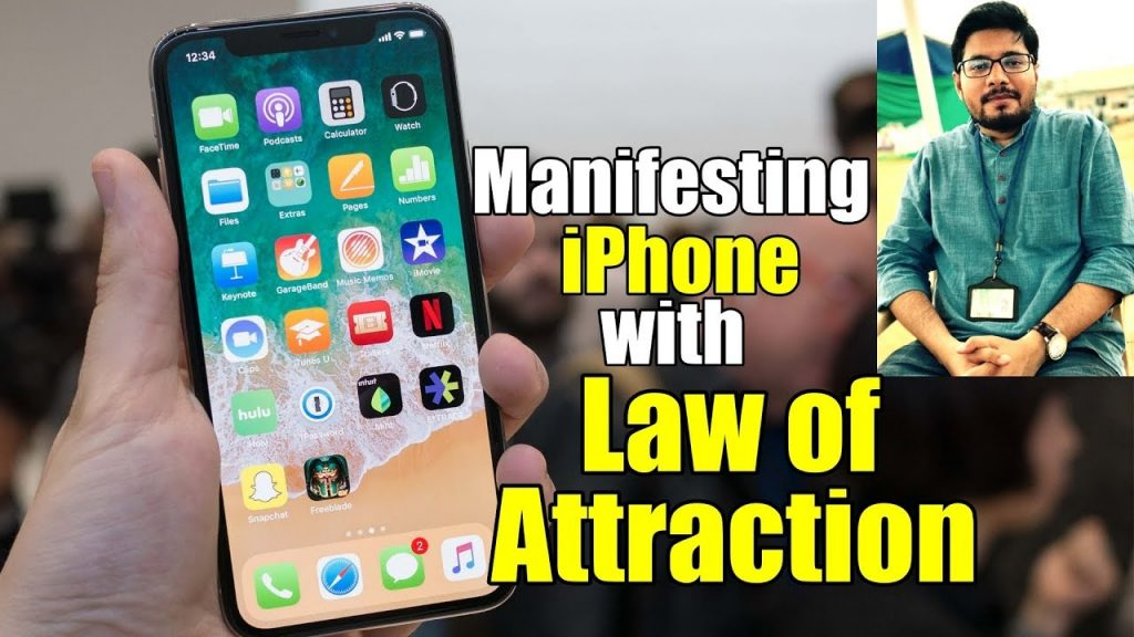 MANIFESTATION #44: How to Manifest a New iPhone with Law of Attraction | Attract Abundance & Money