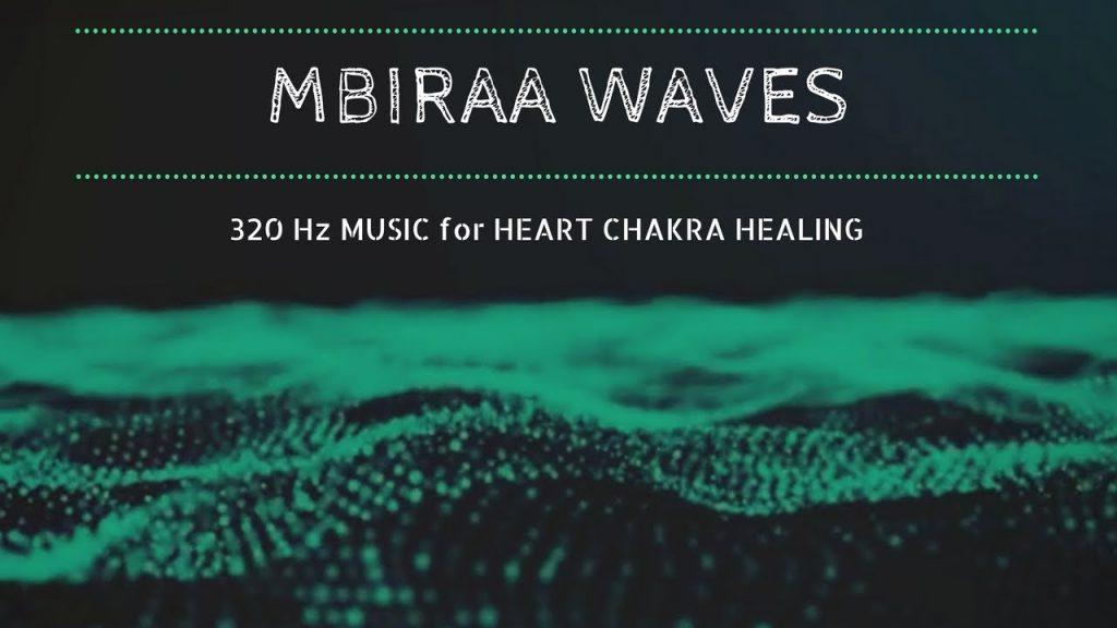 Mystic Heart Chakra Healing Music ❯ MBIRA WAVES ❯ Chakra Meditation Music @341Hz | 1 HOUR