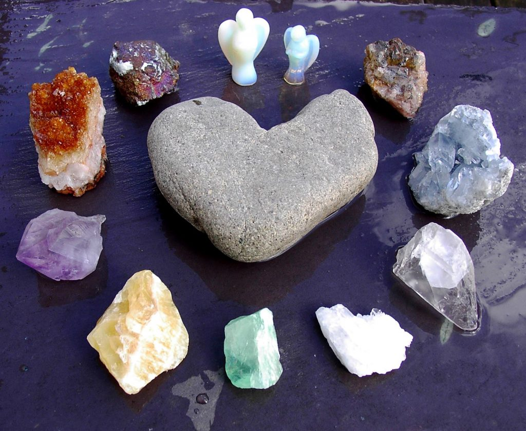 Learn How to Identify Crystals Stones and Gems for Energy Healing with Contessa Miller Lesson