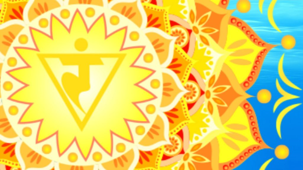Extremely Powerful | Solar Plexus Chakra Meditation Music | Manipura Activation