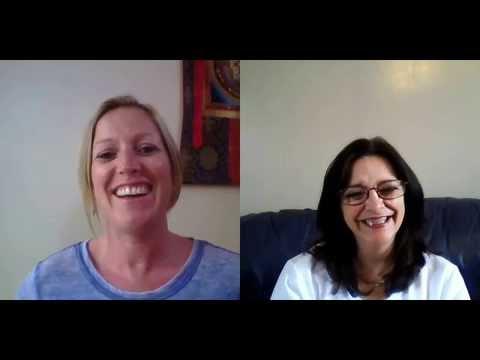 Energy Healing With Joy Fraser & Faith Canter
