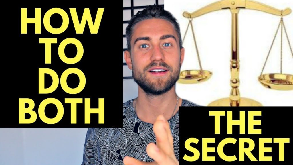 The Secret to Expectation and Surrender (At The Same Time) with the Law of Attraction