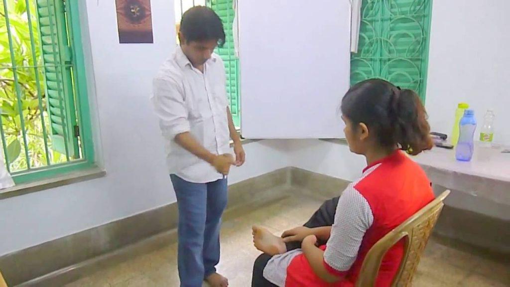Energy Healing for leg pain