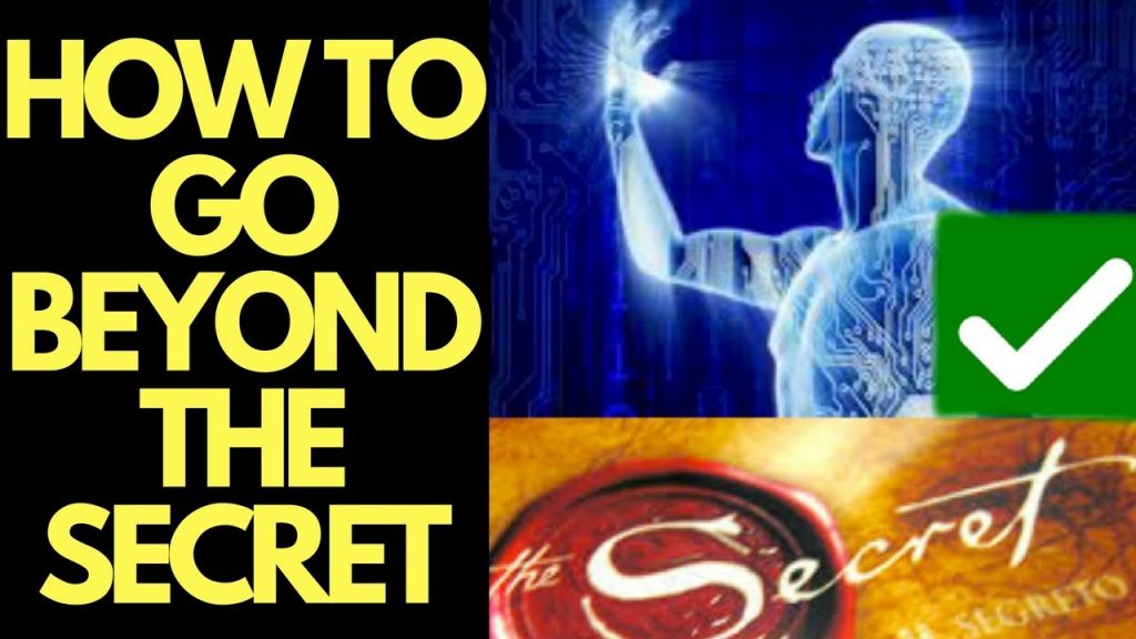 How to Go BEYOND the Law of Attraction (DEEPER PROCESS)