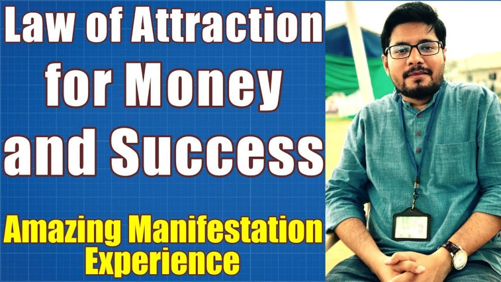 MANIFESTATION #46: Law of Attraction for Money and Success – How to Become Rich