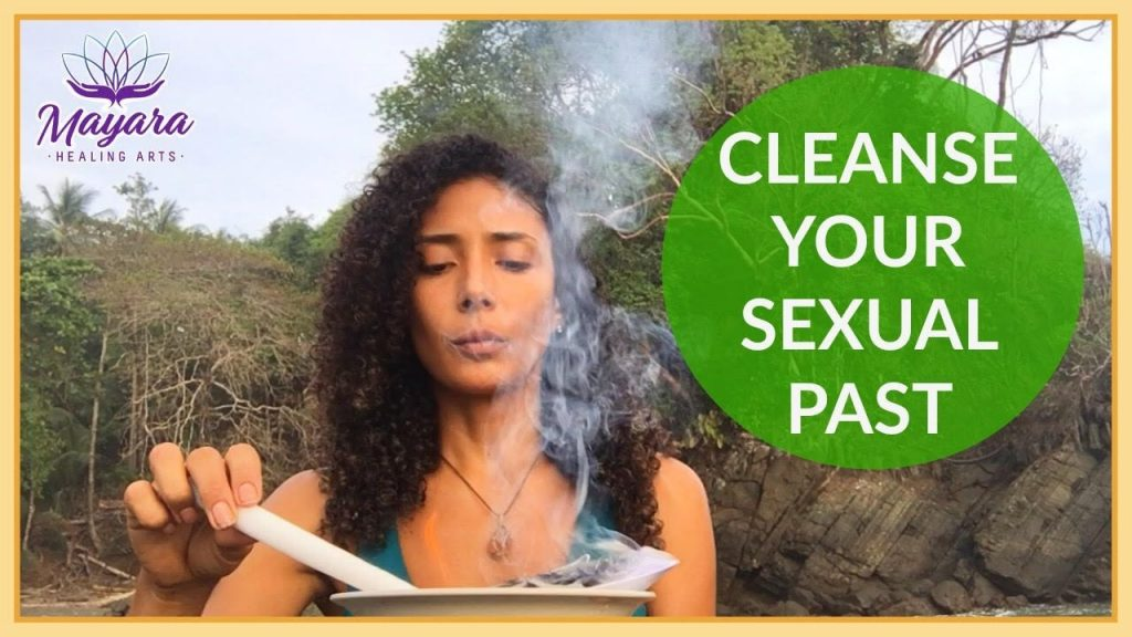 How To Cleanse Your Aura From Your Sexual Past