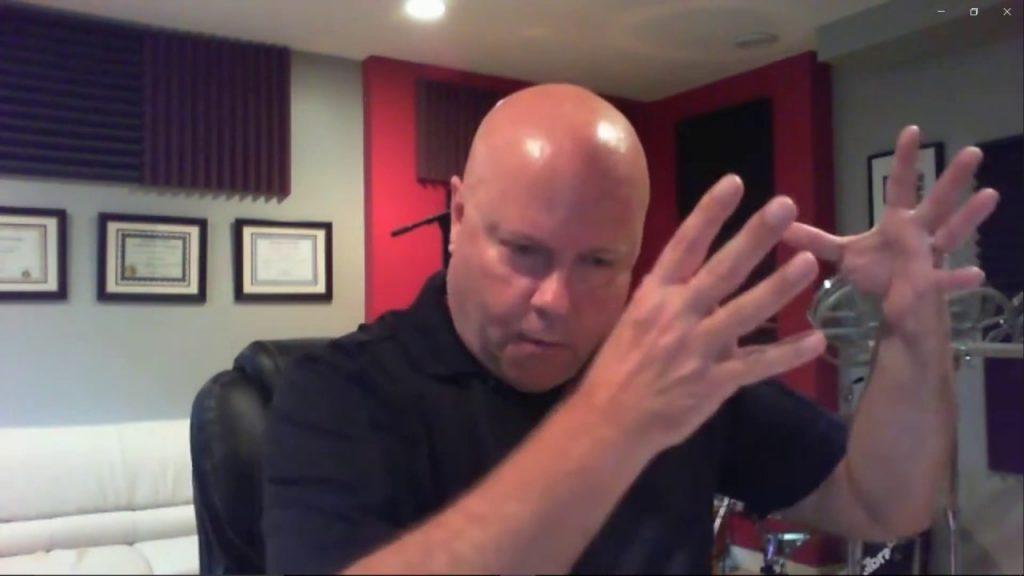 Reptilian Energy Healer – Chris Kehler Heals my Nan !!!