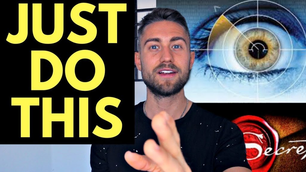 The Secret to Laser Focus with the Law of Attraction (Increase Your Concentration)